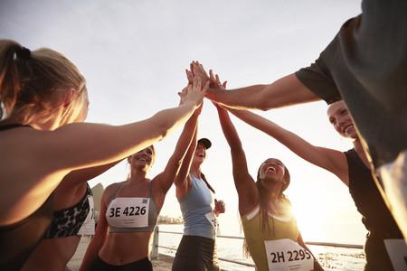 ¿Te falta motivación? Las ventajas de apuntarte a un grupo de running