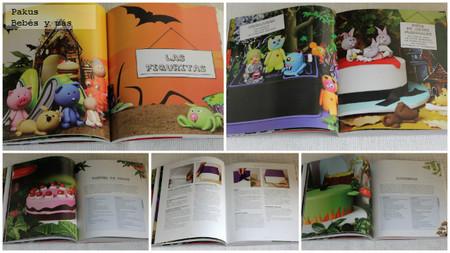 interior planet cake libro