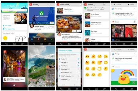 Google+ también renueva su aplicación para iOS y Android y añade hasta 24 nuevas funcionalidades