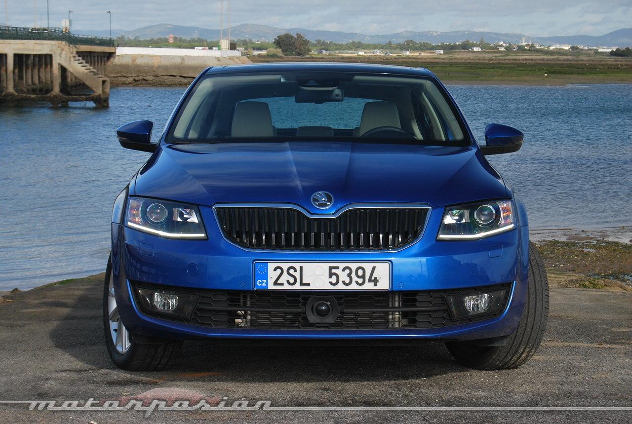 Foto de Škoda Octavia 2013 (presentación) (30/58)