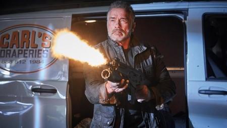 Estrenos Semana Trailer Terminator Destino Oscuro 1572367068409