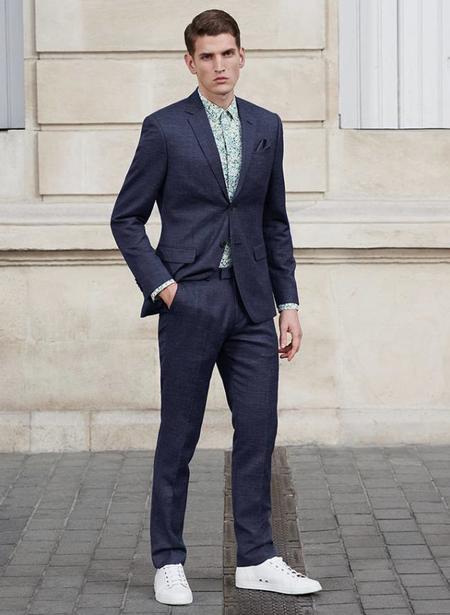 Trajes Primavera Verano 2015 Colección H&m Trendencias Hombre
