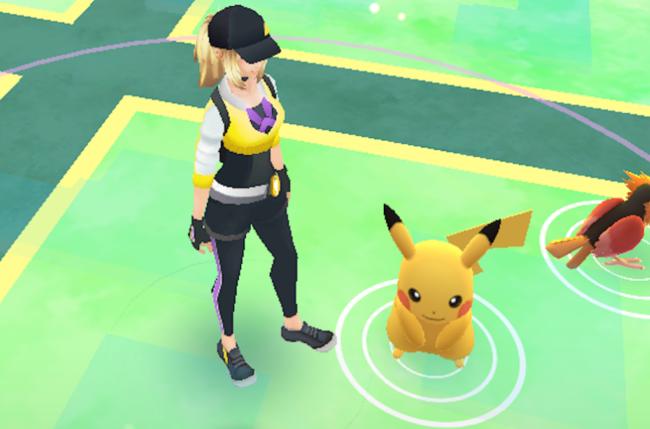 Pokemon Go Trampas