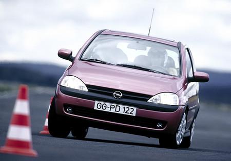 Opel Corsa 58365