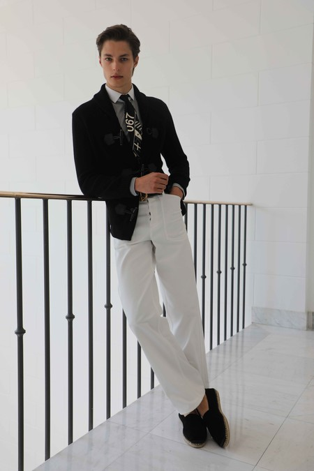 Ralph Lauren Purple Label Spring Summer 2019 Collection 05