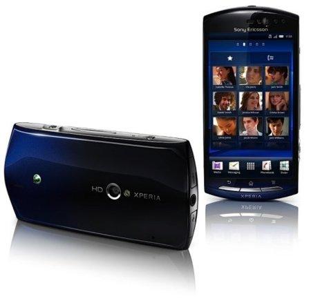 nuevo Sony Ericsson Xperia Neo