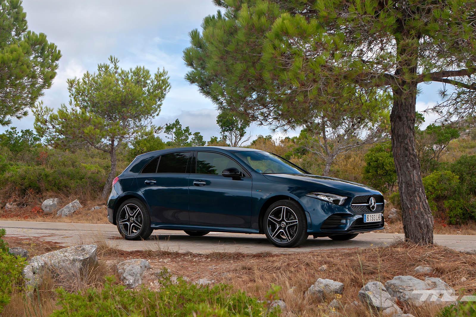 Foto de Mercedes-Benz A 250e prueba (19/23)