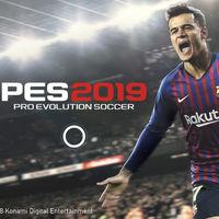 Así es PES 2019, la nueva versión del simulador de fútbol de Konami para iOS y Android