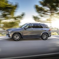 Con el compresor eléctrico del nuevo Mercedes-AMG GLE 53 4MATIC dile adiós al turbo-lag... para siempre