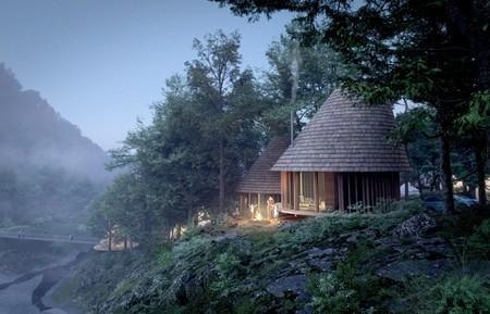 Echa un primer vistazo a cómo será el campamento con el que Ghibli quiere que te sientas como la princesa Mononoke