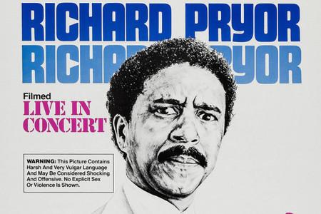 Richard Pryor Live In Concert