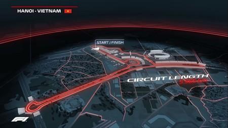 Vietnam Circuito F1 2020