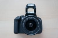Canon EOS 700D, análisis