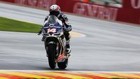 MotoGP Valencia 2012: premio al piloto que tomó más riesgos, Randy De Puniet