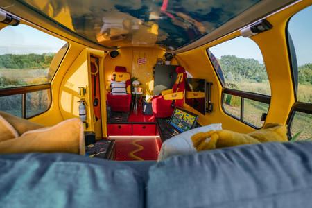 Oscar Mayer Wienermobile Airbnb