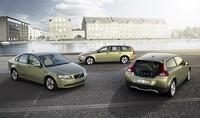 Volvo C30, S40 y V50 DRIVe: los Volvo más eficientes