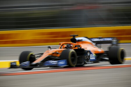 Sainz Rusia F1 2020
