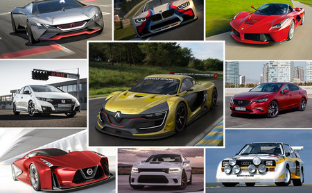 ¡En 101 fotos! Estos son todos los autos del nuevo Gran Turismo Sport