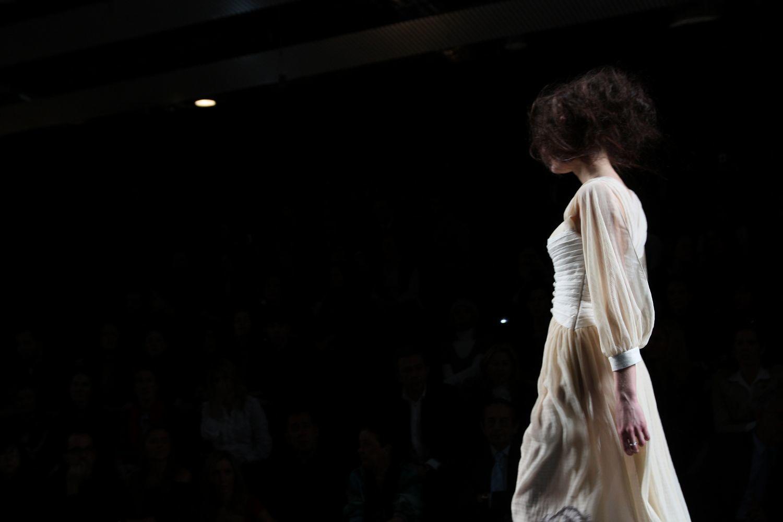 Foto de Alma Aguilar en la Cibeles Madrid Fashion Week Otoño-Invierno 2011/2012 (55/126)