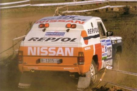 Juan Porcar Dakar 2