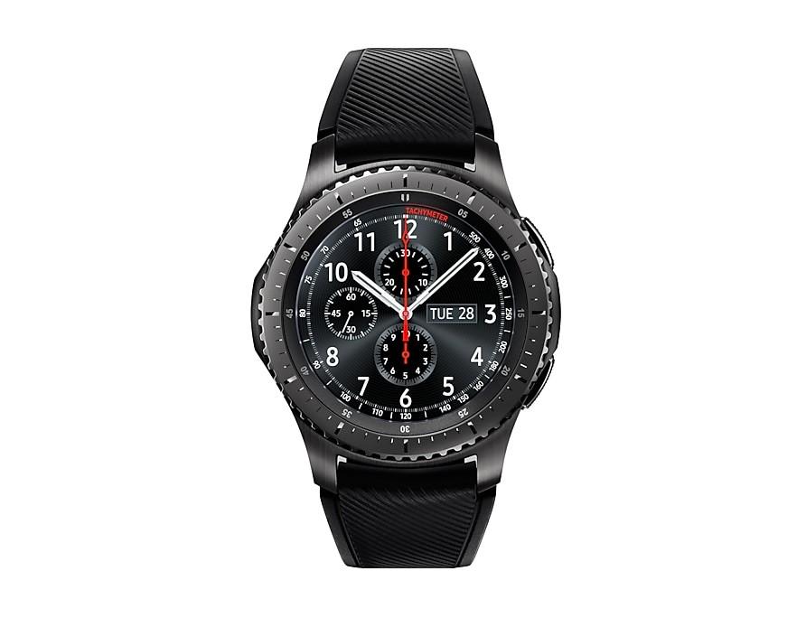 buy online 41797 a5bc6 Smartwatch Samsung Gear S3 rebajado en Amazon  179 euros y envío gratis