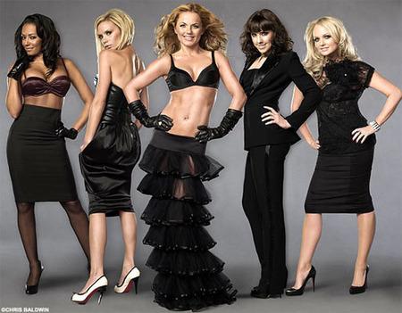 Las Spice Girls se reunirán para inaugurar las Olimpiadas de Londres 2012