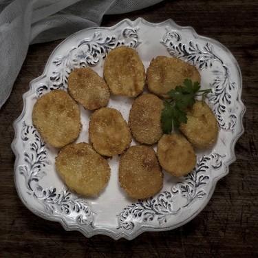 Patatas en casaca: receta ibicenca de guarnición para vuestros platos de Navidad