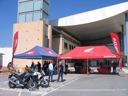 Honda Day en Alicante, toma de contacto con Honda NC700X DCT y Honda MSX 125