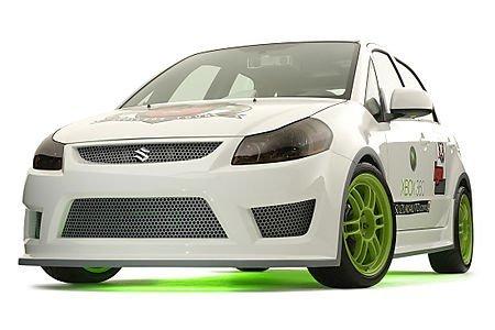 Suzuki SXBox Concept