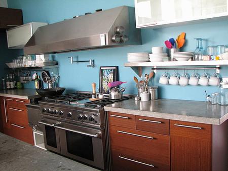 Casas poco convencionales un espectacular loft en for Decoesfera cocinas