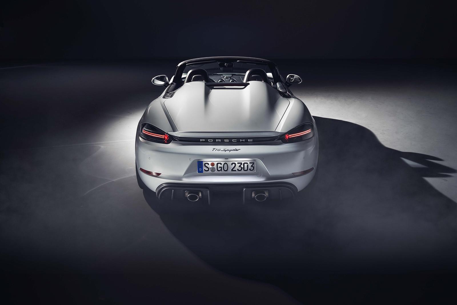 Foto de Porsche 718 GT4 2020 (9/13)