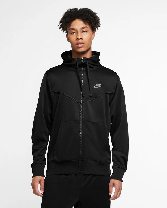 Sudadera con capucha y cremallera completa - Hombre Nike Sportswear