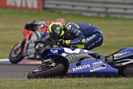 Marc Marquez Valentino Rossi Motogp Argentina 2018 2