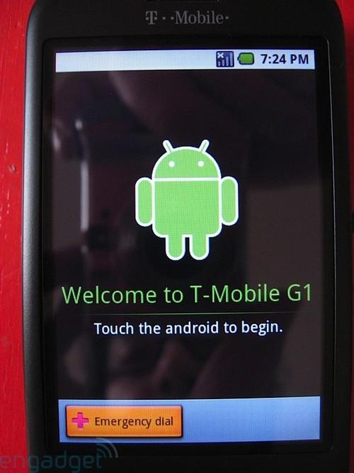 Foto de HTC G1 Software (12/20)