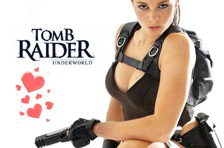 Presentamos a la nueva 'Lara Croft'