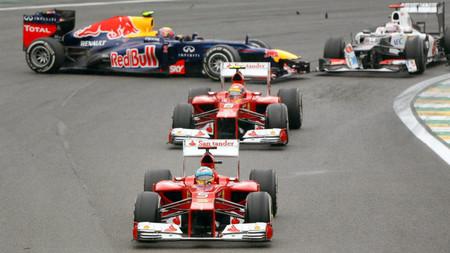 Alonso Brasil F1 2012