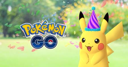 Pokemon GO celebra el 21 aniversario de Pokémon con un Pikachu especial