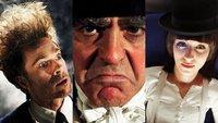 Los mejores actores del año en un fantástico homenaje a los villanos del cine