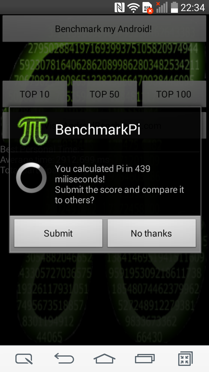 Foto de LG G3 S, benchmarks (1/28)