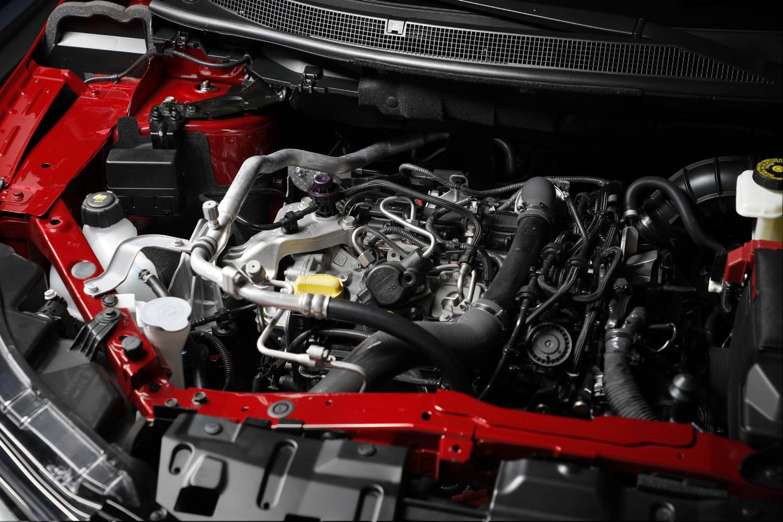 Foto de Nissan Qashqai 1.3 litros (10/10)