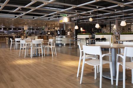 Ikea Distanciaseguridadrestaurante