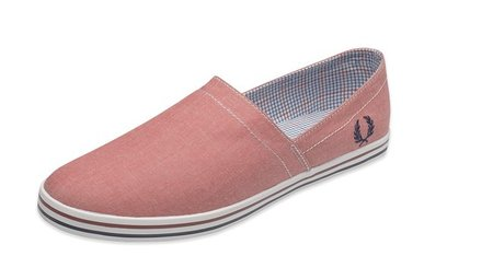 Fred Perry Kingston Stampdown Chambray