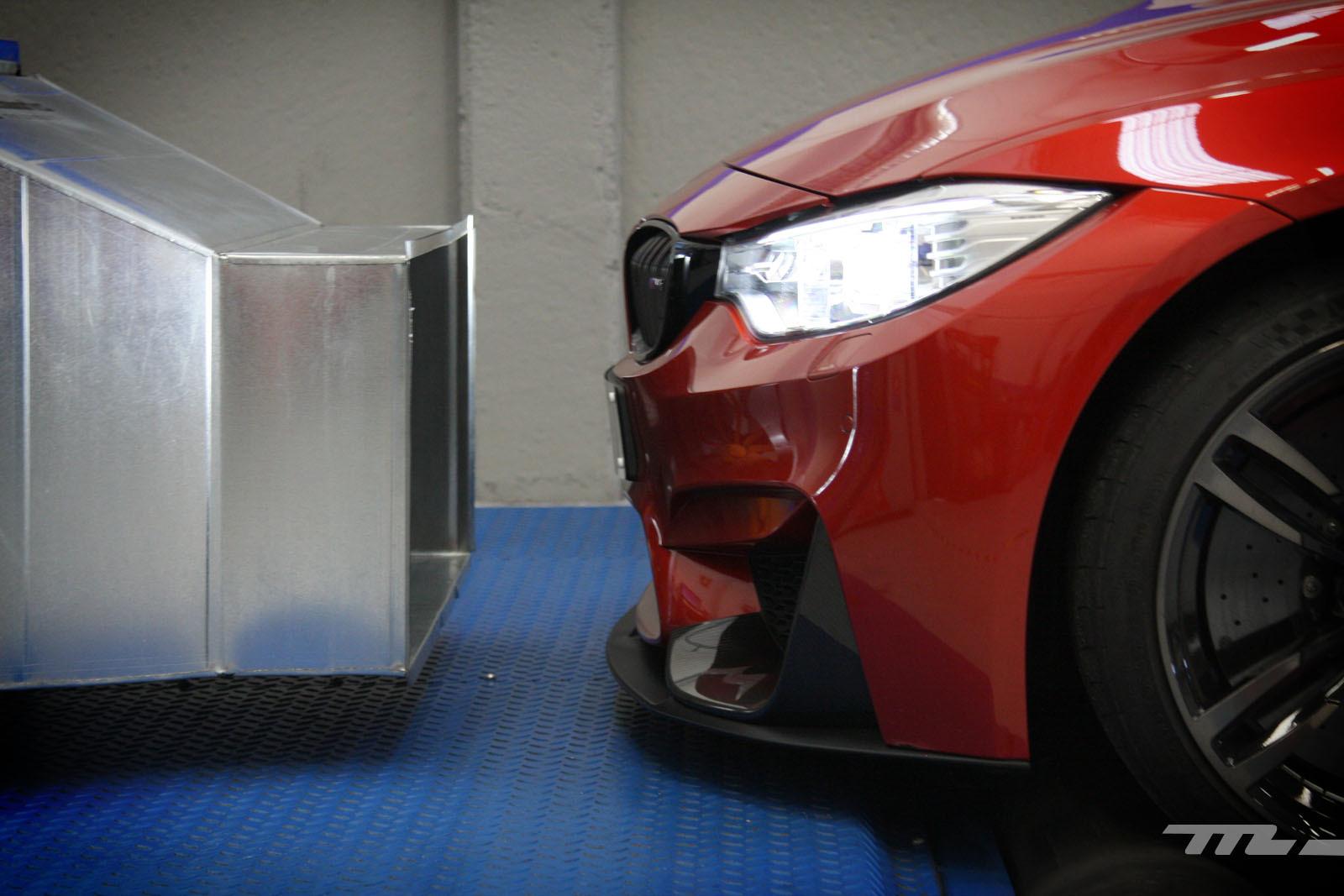 Foto de BMW M4 Performance (prueba en banco de potencia) (39/40)