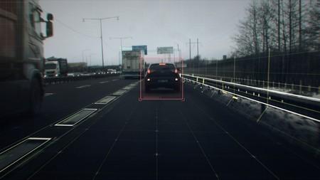 Volvo Conduccion Autonoma Deteccion Vehiculos