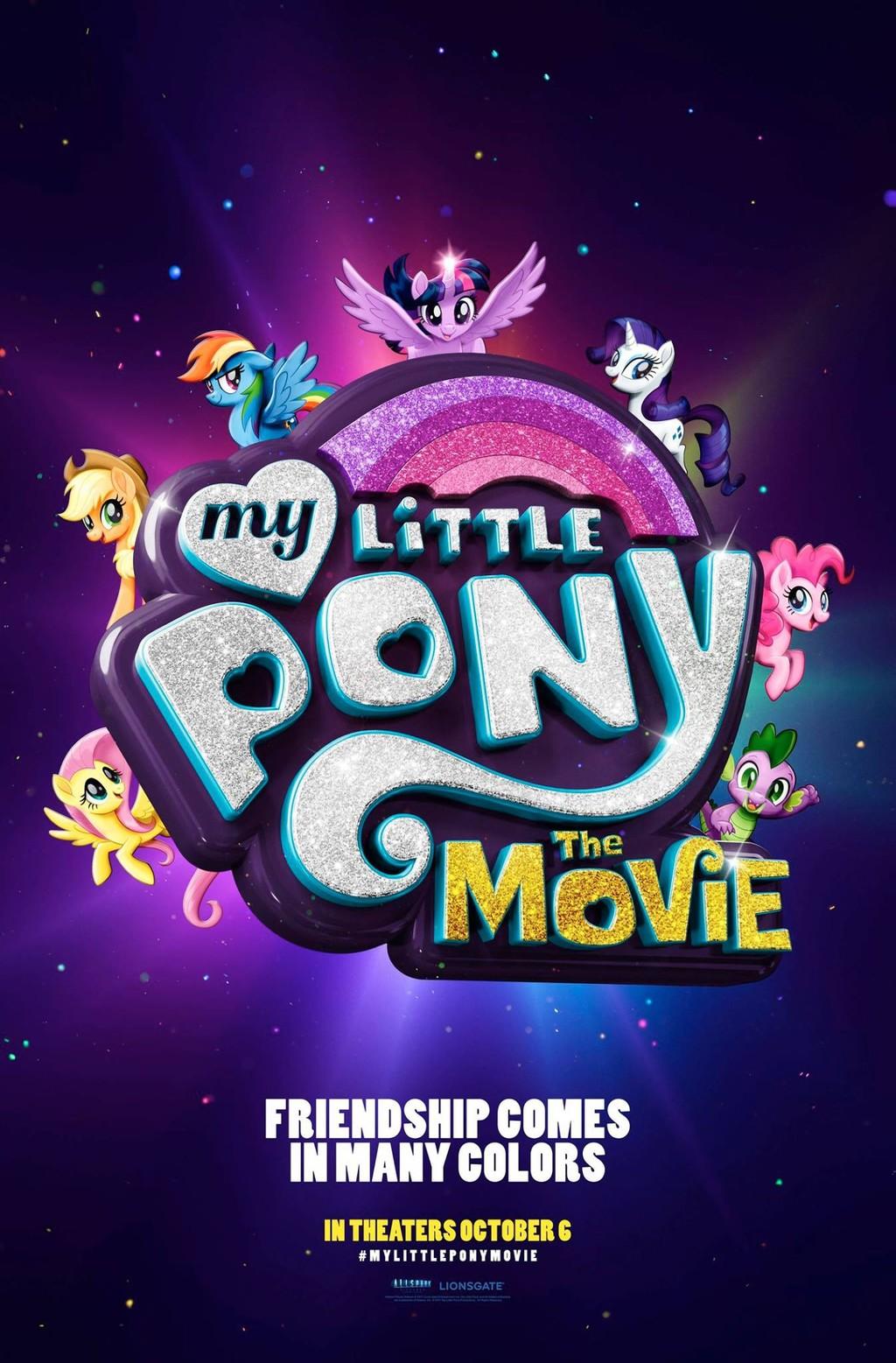 My Little Pony The Movie Xxlg