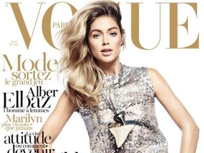 A Vogue París se le ha subido el glitter a la cabeza