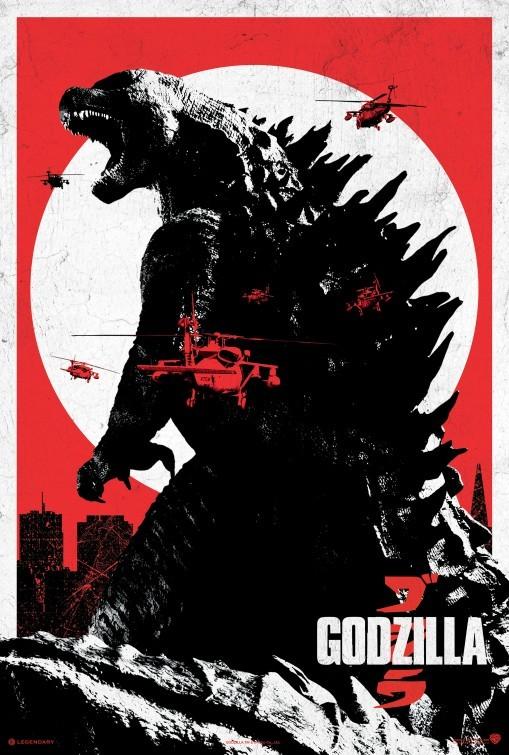 Foto de Carteles de la película 'Godzilla' (14/18)