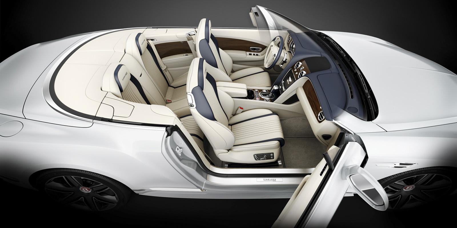 Bentley Continental GT Timeless Series