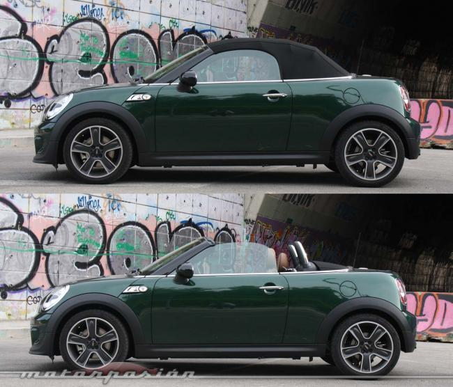 Mini Cooper S Roadster Prueba Valoración Y Ficha Técnica