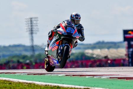 Marcel Schrotter Moto2 Motogp Americas 2019